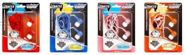 Наушники SmartBuy Tracer
